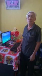 Công ty cổ phần truyền thông DGT Việt Nam tài trợ cho Hội đồng Họ Dương Hưng Yên 01 bộ máy tính