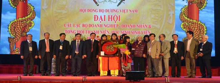 Lễ hội mùa xuân Họ Dương Việt Nam năm 2016